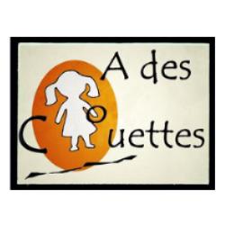 Logo de l'association A des couettes