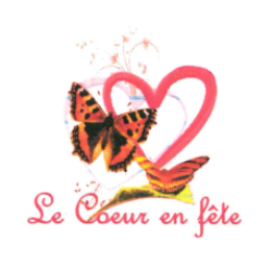 Logo de l'association Le coeur en fête