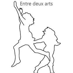 Logo Entre deux arts