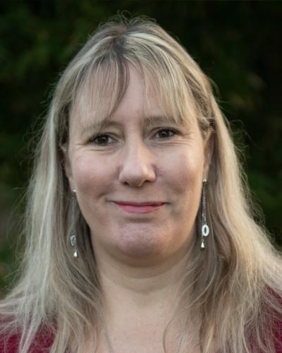 Sandrine Roger, conseillère municipale