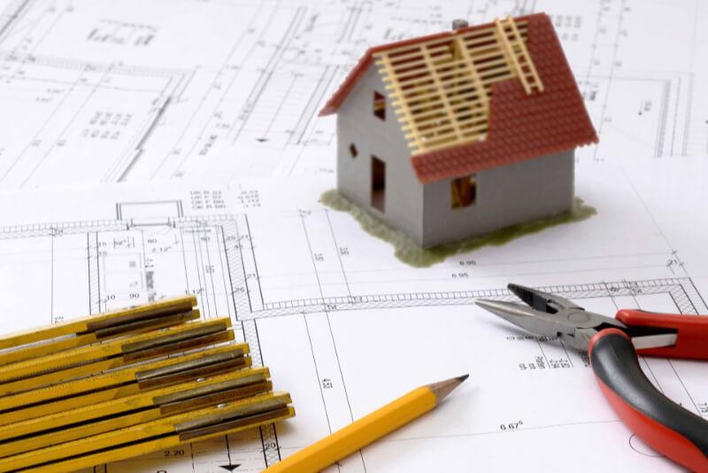 Bâtiment construction