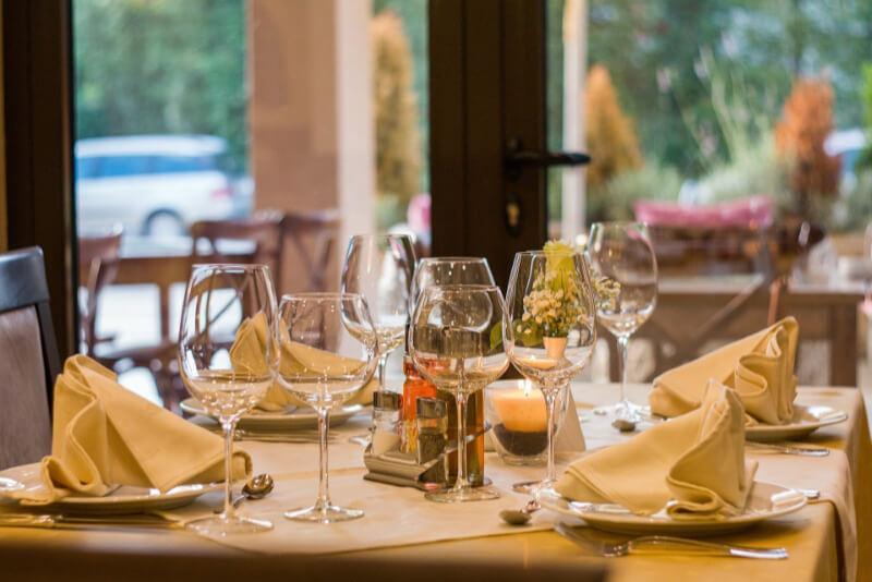 Hôtellerie restaurants