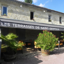 Restaurant Les Terrasses De Saint Germain